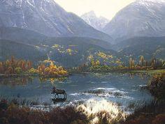 StephenLyman - Canadian Autumn