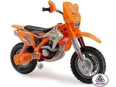 Injusa Motocross Thunder Max VX Motorcycle 12v Inj-6811