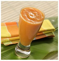 Hulett's Recipe for Tropical Fruit Smoothie a refreshing drink that can be enjoyed at anytime of the day.
