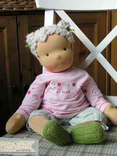 Weighted doll by Lalinda.pl