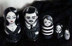 Addams Family nesters
