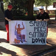 Facts are still unconfirmed. | The 14 Funniest Signs From College GameDay