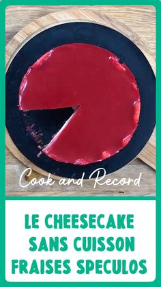 Tart Recipes, Cheesecake Recipes, Dessert Recipes, Cooking Recipes, Croissants, Creative Cakes, No Cook Meals, Cupcake Cakes, Food And Drink