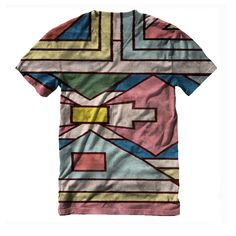 Festive and colourful T shirt.