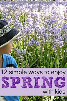 These are great ideas for simple spring explorations! I love that there is no prep or complicated planning!
