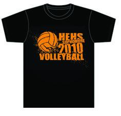 f372bdc6 Volleyball Team Shirt Designs | High School Volleyball T-shirt Volleyball  Team Shirts, Swim