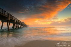 Steve Huskisson - Google+ Juno Beach, Florida at sunrise