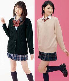 Seragam Sekolah Pelajar Siswi di Jepang - JAPANIMEINDO
