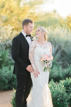 Elegant Arizona Outdoor Wedding | Andrew Jade Photography | Bridal Musings Wedding Blog 36