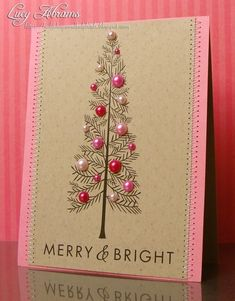 Christmas card by lorraine