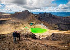 Tongariro Corssing New Zealand New Zealand, Beautiful, National Parks, Beautiful Landscapes, Islands