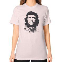 Che Guevara Unisex T-Shirt (on woman)