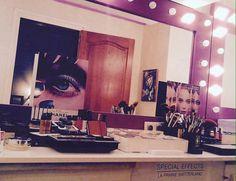 Make -up ..escuela ..