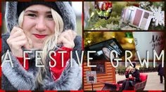 Watch me get ready for a festive winter day in Downtown Toronto!!!!!