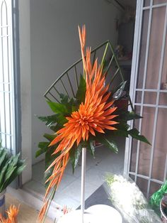 1 million+ Stunning Free Images to Use Anywhere Tropical Flower Arrangements, Modern Floral Arrangements, Creative Flower Arrangements, Ikebana Flower Arrangement, Church Flower Arrangements, Flower Centerpieces, Exotic Flowers, Tropical Flowers, Beautiful Flowers
