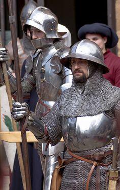 Sæwulf — ritasv: Ritter / Knight by Oliver Hallman 15th armor