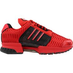 adidas-CLIMA-COOL-1-Red-Mens Running Shoes, Adidas Sneakers, Cool Stuff, Fashion, Runing Shoes, Moda, Fashion Styles, Fasion, Adidas Shoes