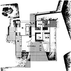 Plans of Architecture