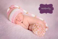 Free Newborn Crochet Pattern