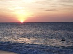 Will definitely return - Sunset Aruba
