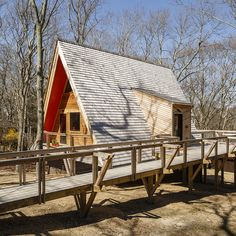 The A-frame roof, one of the oldest forms in construction, is back in vogue and pointier than ever. Here are 10 of the best examples.