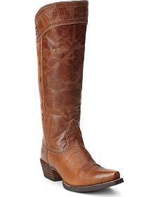 Ariat Sahara Cowgirl Riding Boots - Snip Toe