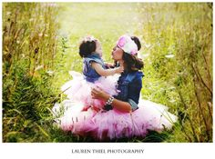 Tutus aren't just for ballerinas! These mommy and me tutus make a great fashion statement.