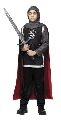 Medieval Knight Kids Costume * For more information, visit image link.