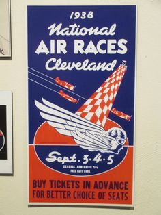 Design a Gritty, Vintage Airshow Poster