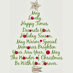 Lovely Christmas Wish.