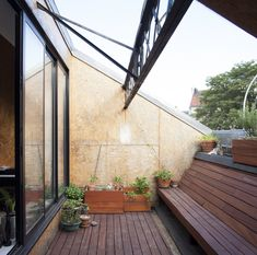 Gallery of House and Workshop in Former Factory / CAIROS Architecture et Paysage - 5