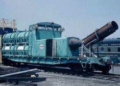 This 1960s Jet Train Is Still America's Fastest Locomotive