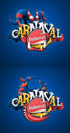 Carnaval Induveca on Behance