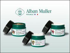 Gagnez votre routine de soins naturels Alban Muller