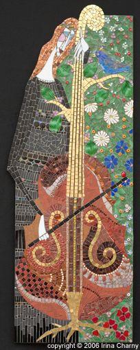 Mosaic Art Focus - The Mosaic Art Source Newsletter