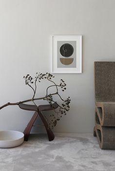 Beautiful prints von Therese Sennerholt.