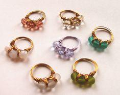 Handmade rings | Flickr - Photo Sharing!