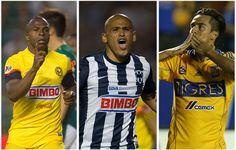 Los 3 futbolistas mejor pagados en México.
