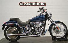 2002 Harley Davidson Softail Deuce.