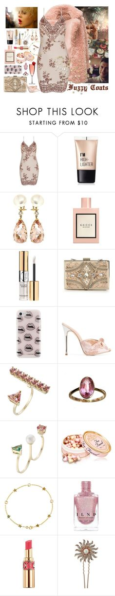 """Breathless - Clementine & The Galaxy"" by leo8august ❤ liked on Polyvore featuring Mercedes-Benz, Charlotte Russe, Valentin Magro, Gucci, Yves Saint Laurent, Forever Unique, Rebecca Minkoff, Giuseppe Zanotti, Delfina Delettrez and Luis Miguel Howard"