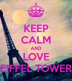 eiffel tower..