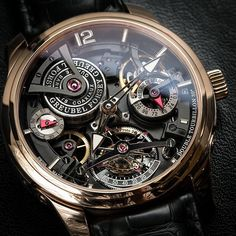 """@GreubelForsey Double Tourbillon via buddy @Whatchs"""