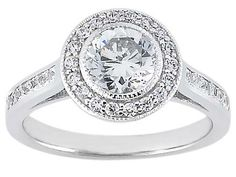 Solitaire Engagement Rings Round 28