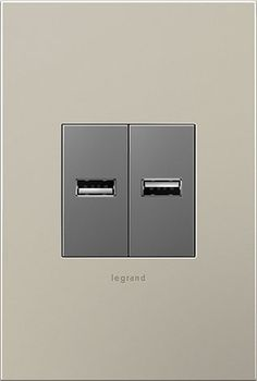adorne USB Outlet | by Legrand