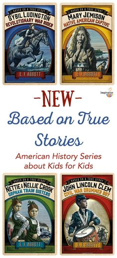 New Historical Fiction Novels About Real Kids' Lives