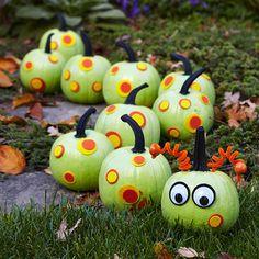 Creative DIY No-Carve Pumpkin Designs for Halloween