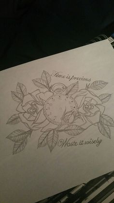 Designing tattoos for a work friend, was a challenge but i loved it!