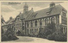DIE HEILSTÄTTEN BEELITZ - BADEHAUS Quadrant C