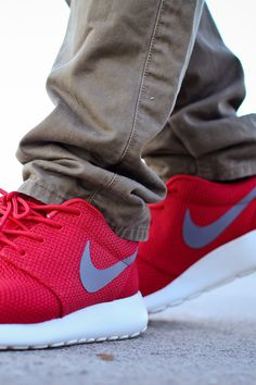 Nike Roshe Run. Watch out for fakes, check out a 20 point step-by-step guide on spotting fakes on goVerify.it guide first.