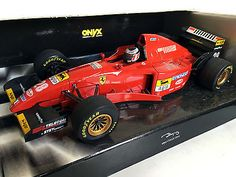 Ferrari 412 t2, hand signed #gerhard berger, 1:18 onyx, #boxed, #formula 1, rare,  View more on the LINK: 	http://www.zeppy.io/product/gb/2/302010596778/